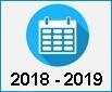 Calendario escolar 2018-2019l